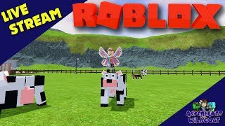 Roblox - Favorite Games - Live Stream