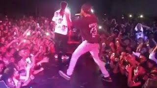 Migos Flexing In Africa Has The Crowd Going Wild!!!