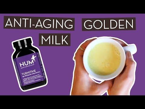 Anti-Aging Golden Milk Recipe