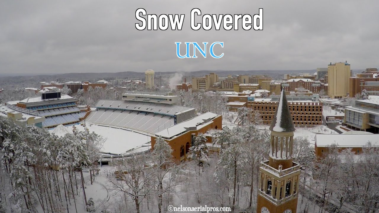 Can i get in UNC chapel hill?