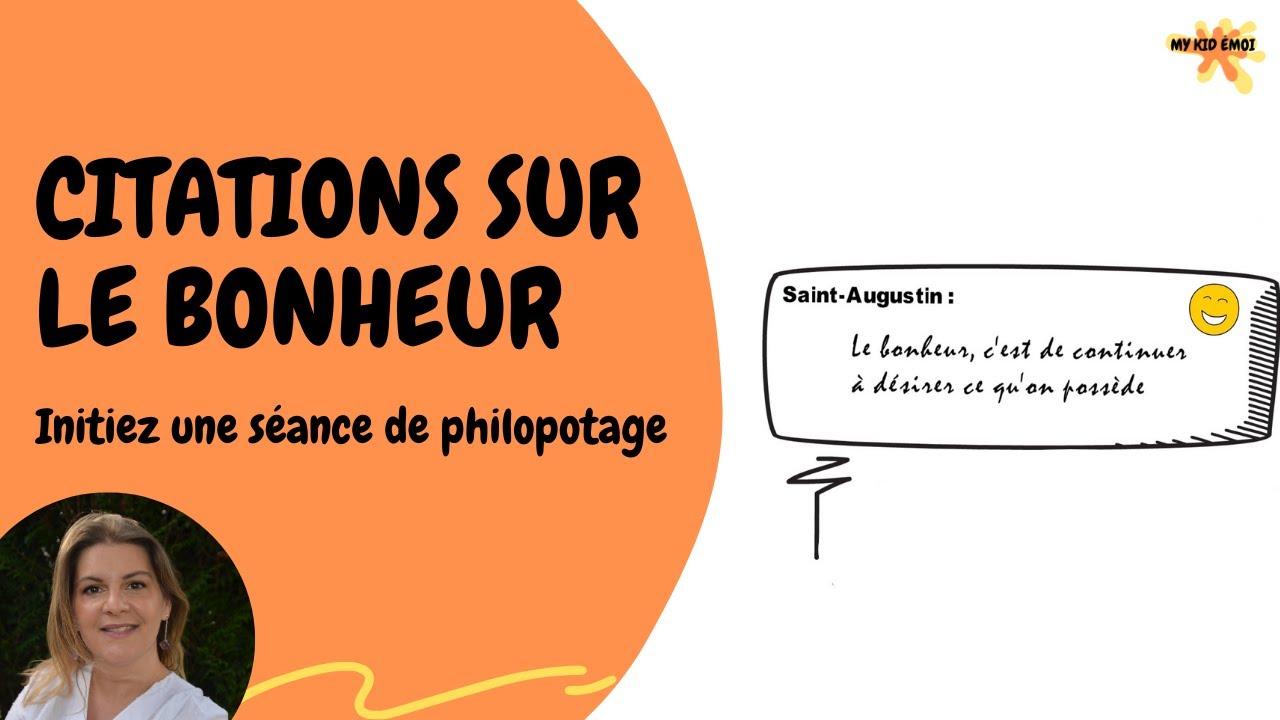 Citations Sur Le Bonheur A Partager Avec Votre Enfant My Kid Emoi