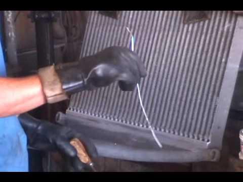 Auto Radiator Repair Training - How to repair a radiator