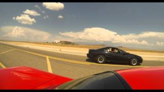 408/Nitrous Camaro vs/ Nitrous ZO6