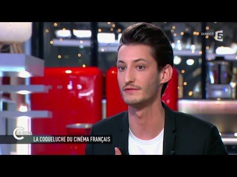 Pierre Niney revient sur la polémique Saint Laurent  C à vous  17032015