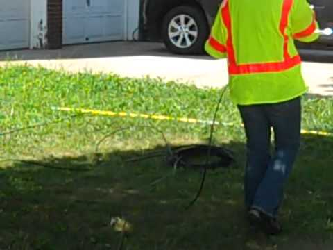 4 SCABS Attempt To Do A FIOS Loop 4 Of 12