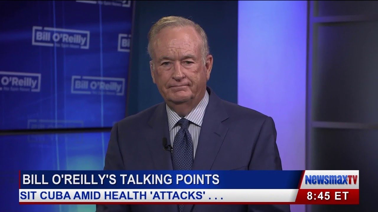 Download Bill O'Reilly's Talking Points on Newsmax