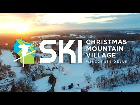 Christmas Mountain Village | A