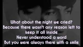 Here Today - Paul McCartney - Lyrics