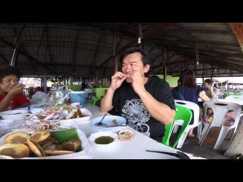 กินสะใจ..คำโตๆ ที่..ร้านอาหารครัวหอยหลอด ดอนหอยหลอด สมุทรสงคราม