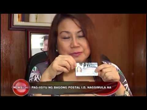 NEWSLIGHT | Pag-iisyu Ng Bagong Postal ID, Nagsimula Na