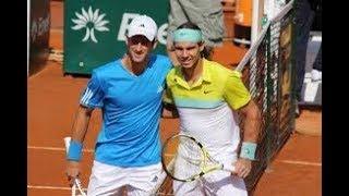 Rafael Nadal vs Novak Djokovic Madrid 2009 SF HD Highlights