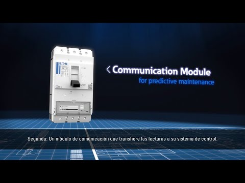 Interruptores digitales NZM de Eaton