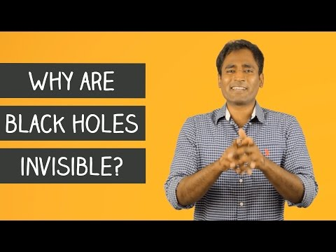 Why are Black holes invisible? | Tamil | LMES #38