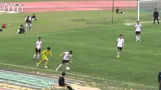 拔萃vs英華 2014學界足球精英賽決賽 精華