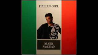 Mark McDean - Italian girl (extended version)