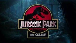 Jurassic Park The Game(парк юрского периода игра)прохождение #1