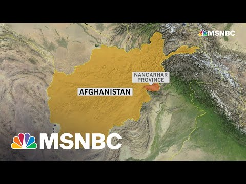 """BREAKING: U.S. Hits ISIS Target In Afghanistan With """"Over-The-Horizon"""" Drone Strike: DOD"""