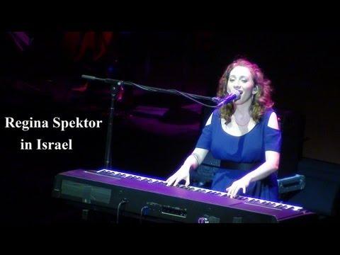 Regina Spektor visit in Israel - Samson