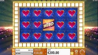Joker Strike Slot, €1000 start, €50 spins, Perfect Ending