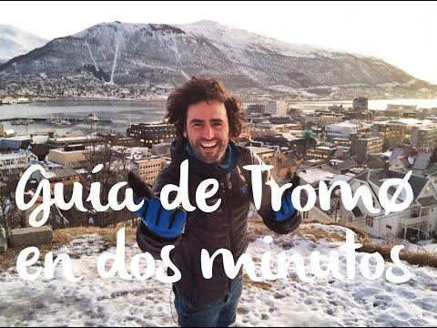 Guía de Tromsø , Noruega  | Viajes en dos minutos
