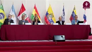 Tema: Inauguración del XXXII Congreso Internacional ALAS Perú 2019