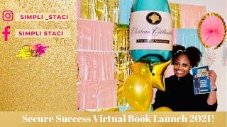 Secure Success Virtual Book Launch