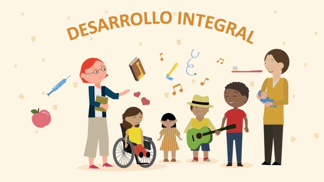 Desarrollo Integral de los niños y niñas - YouTube 14acf826ff2