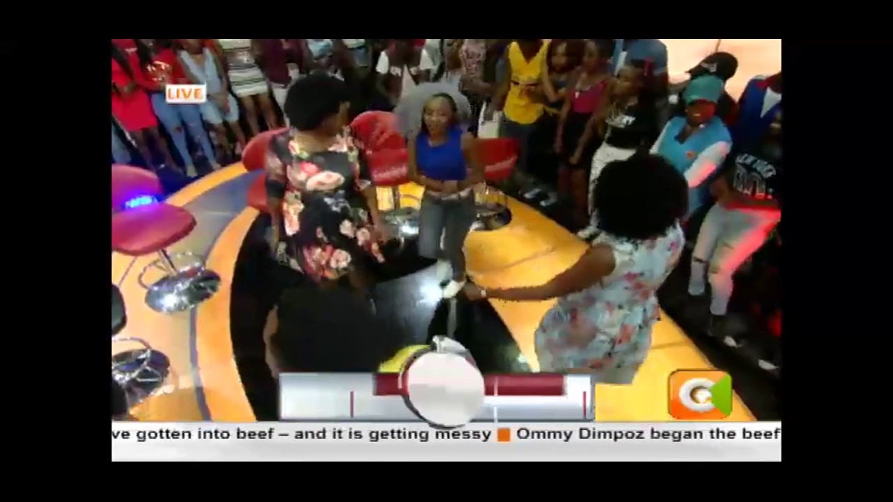 Elani's  Live Performance  on 10 Over 10