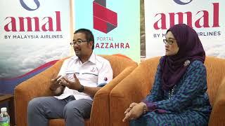 MyAngkasa Az Zahra And Amal Ink Pact On Umrah Travel