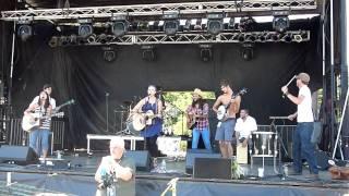 The Crane Wives @ Hoxeyville 2011 w/Seth Bernard, Mike Shimmin & Joe VanAcker