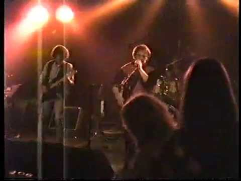 """WILLIAM SOUFFREAU just enough rope """"live"""" 1996 aalst"""