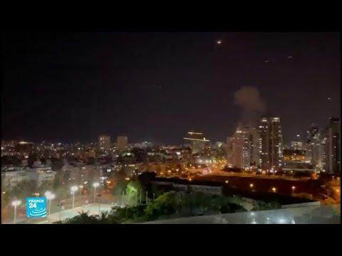 القبة الحديدية الإسرائيلية تفشل باعتراض معظم الصواريخ الفلسطينية