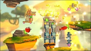 Angry Birds 2 - Level 154 (Greenville)