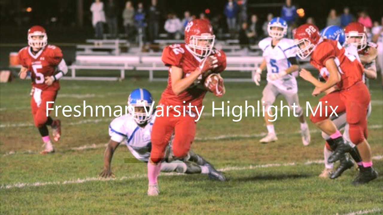 Matthew Frauen | RB Class of 2021 | Freshman Year Varsity Highlights