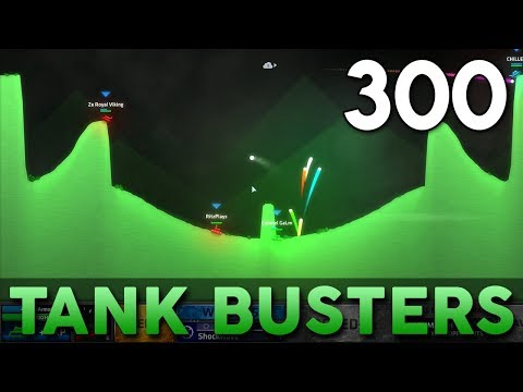 [300] Tank Busters (Let's Play ShellShock Live w/ GaLm and Friends)