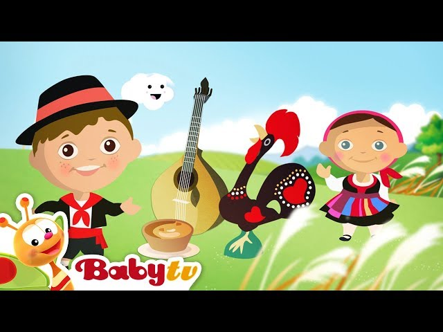 Hello - Episode 2 | Nursery Rhymes | BabyTV