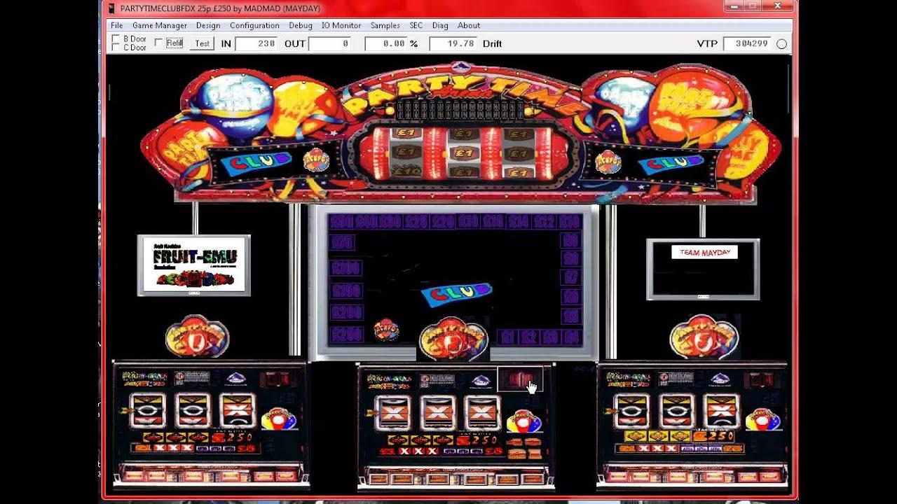 fruit machine emulator roms free download