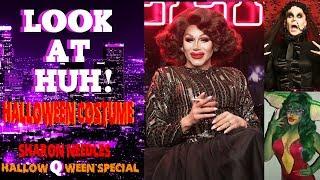 Sharon Needles: Look At Huh... Halloween Costume