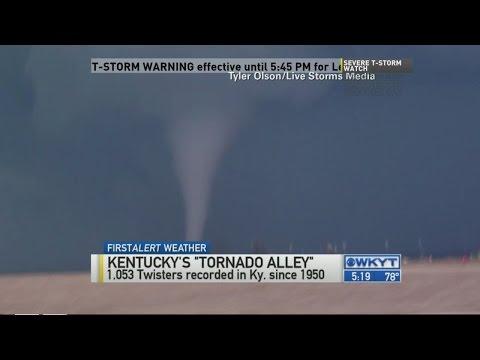 Kentucky's Tornado Alley