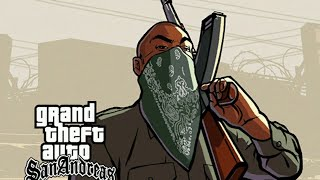Grand Theft Auto San Andreas PS4 Gameplay Part 3