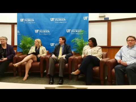 jimerson cobb attorney suzanne clark speaks at uf law e discovery