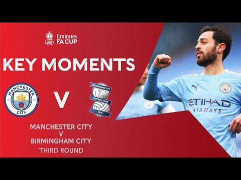 Manchester City Birmingham Goals And Highlights