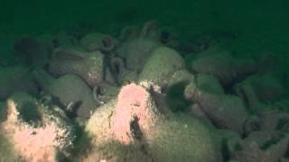 Остров Змеиный - путешествие к затонувшему амфоровозу