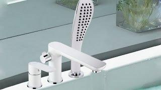 Обзор смесителя GAPPO G1148 для ванны на 3 отверстия