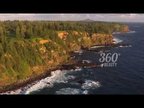 Norfolk Island 360° of Wonder 15min video
