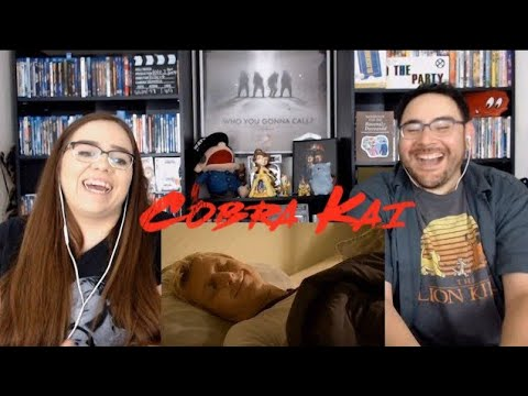 Cobra Kai 2x8 GLORY OF LOVE - Reaction / Review