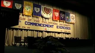 lpu 64th commencement exercises morning april 23 2016