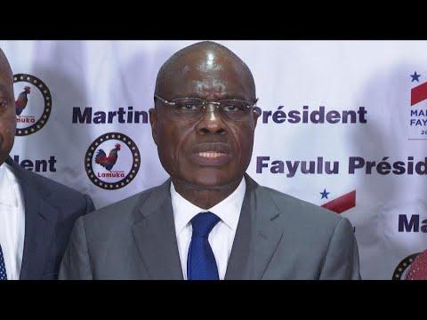 RD Congo: Martin Fayulu lâché par la communauté internationale?