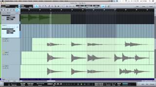 Joe Gilder's Studio One Tutorial Series Episode 43: Easy Comping