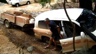 Cape York 2013 (4/5) - Frenchmans Track